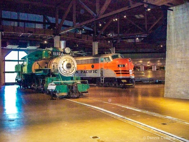 Sacramento Railroad Museum 14
