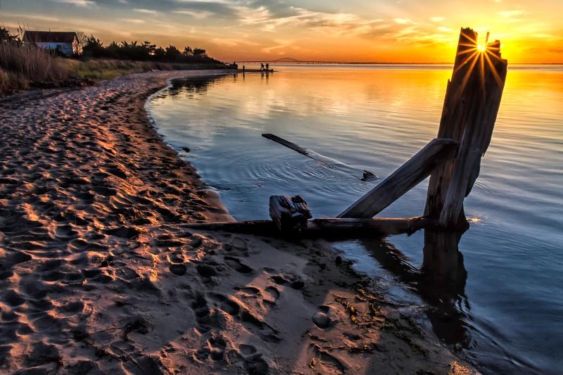Fire Island Sunset 2