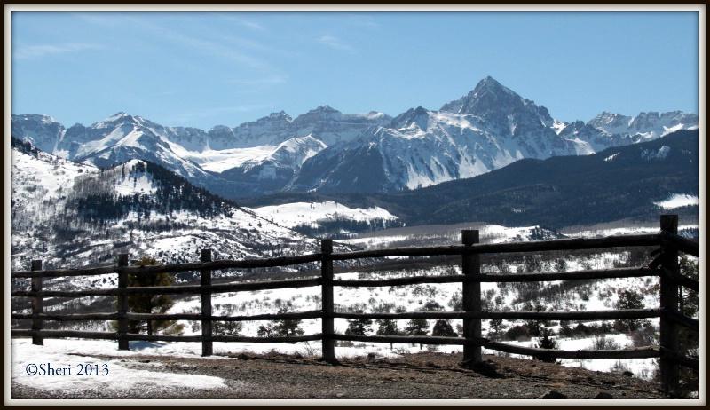 Mt. Sneffels, Colorado