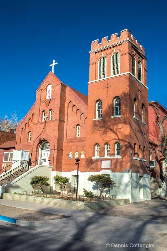 Mt Carmel Church, Pueblo, Colorado