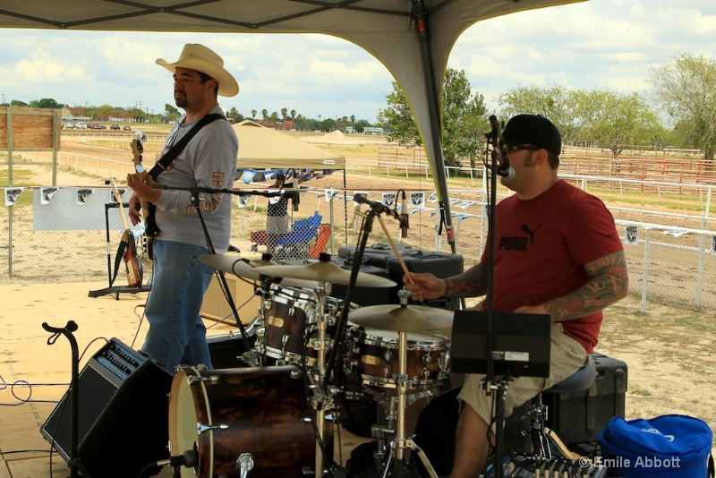 Billy Calderon and Manny Pagan