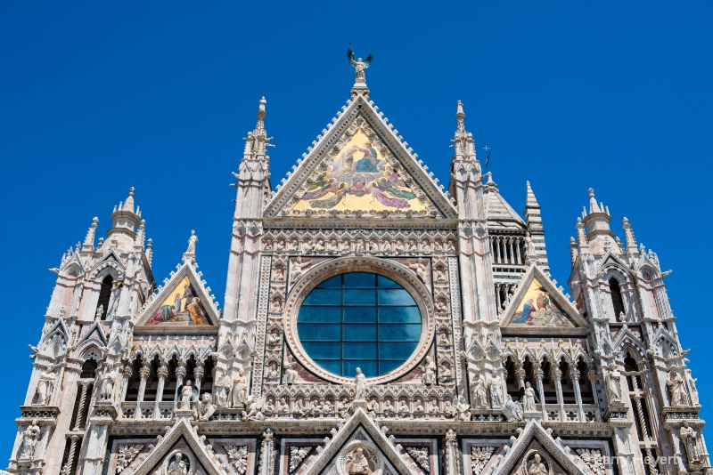 Siena, Italy Cathedral