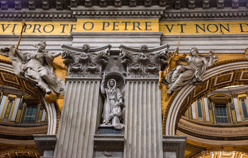 St Peter's Cathedral- The Vatican