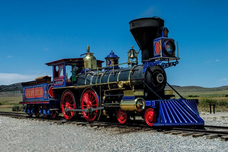Locomotive 60, Central Pacific RR