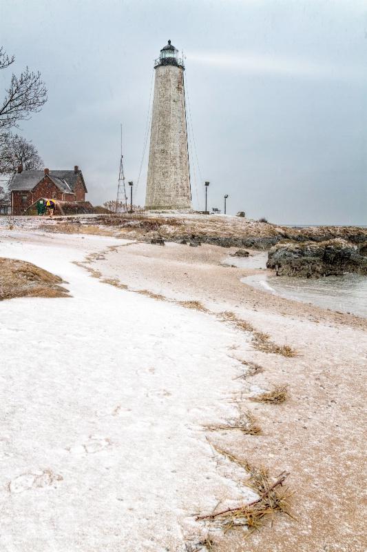 Lynde Point Light House
