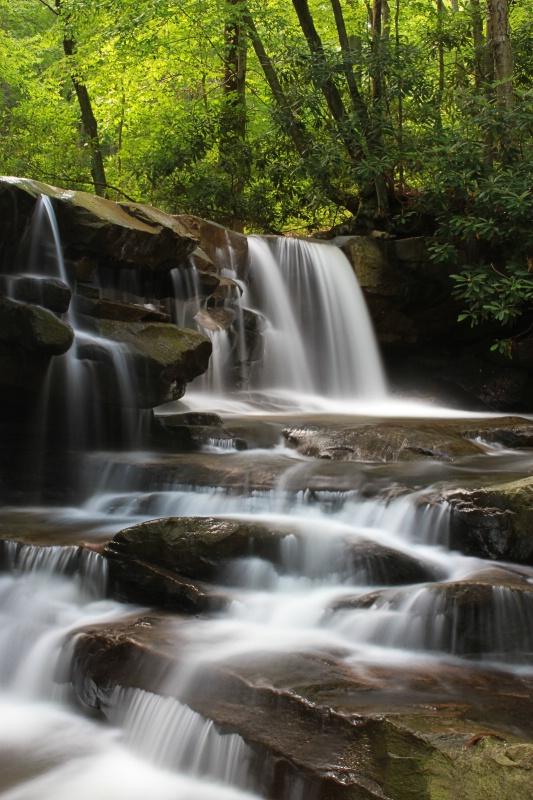 Falls Along the Trail