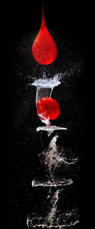 Red Bursting