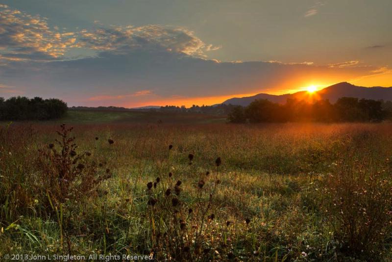 Breaking Sunrise
