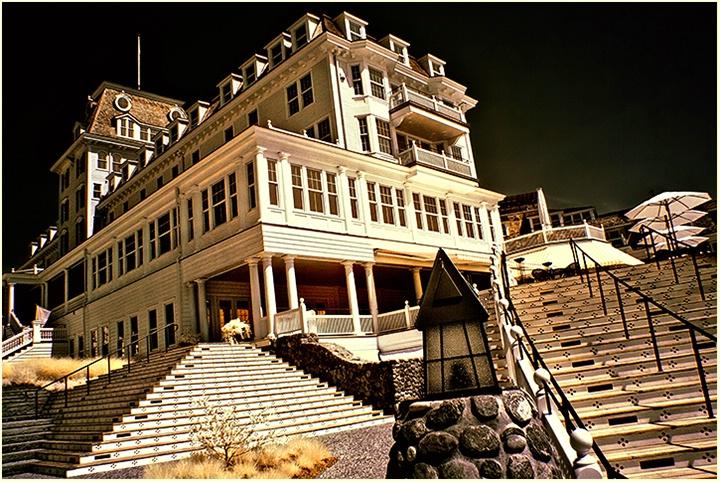 The Ocean House, Watch Hill RI