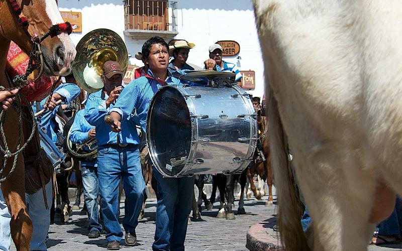 The Parade Band
