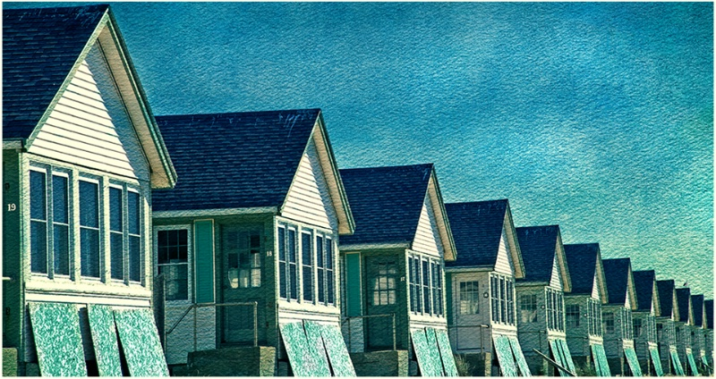 Days Cottages, North Truro MA