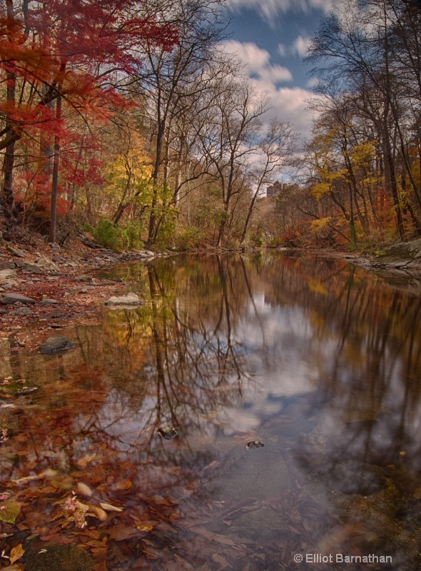Fall on the Wissahickon 7