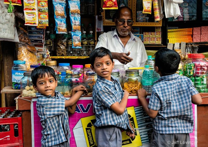 Schools Out, Tiruvannamalai, India