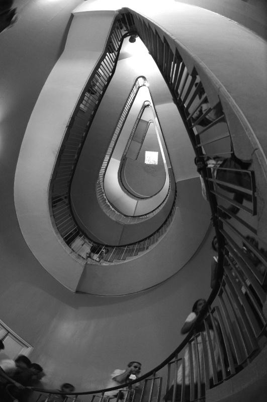 Spiral Staircase @ Jodhpur, Rajasthan, India