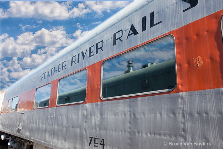 Feather River Train