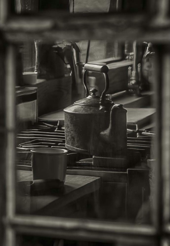 Kettle in the Window