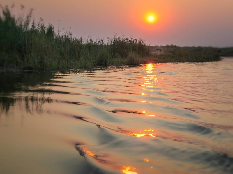 Botswana Sundown