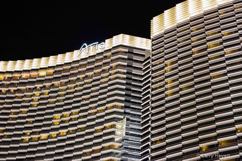 The Aria Hotel in Las Vegas