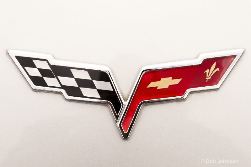 Chevy Corvette Logo