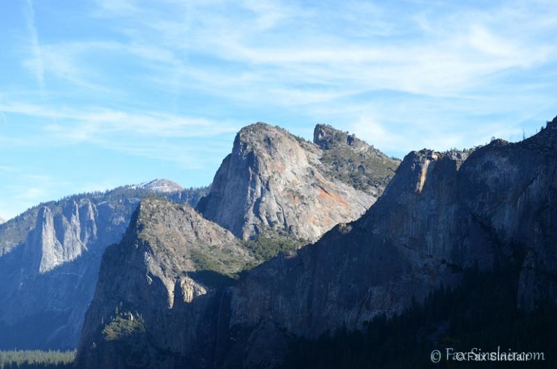 Yosemite Crags