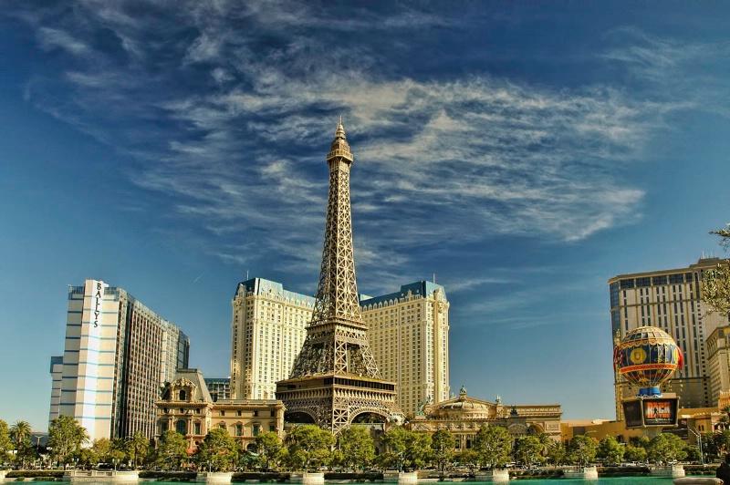 A Little Paris In Las Vegas