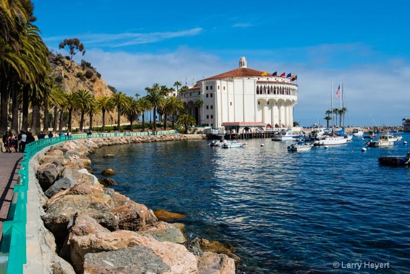 The Casino on Catalina Island, California
