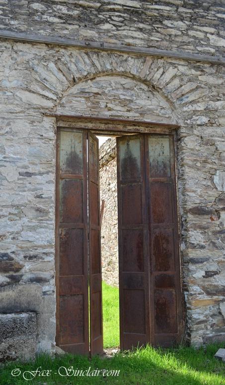 Cavanero Store Front Door