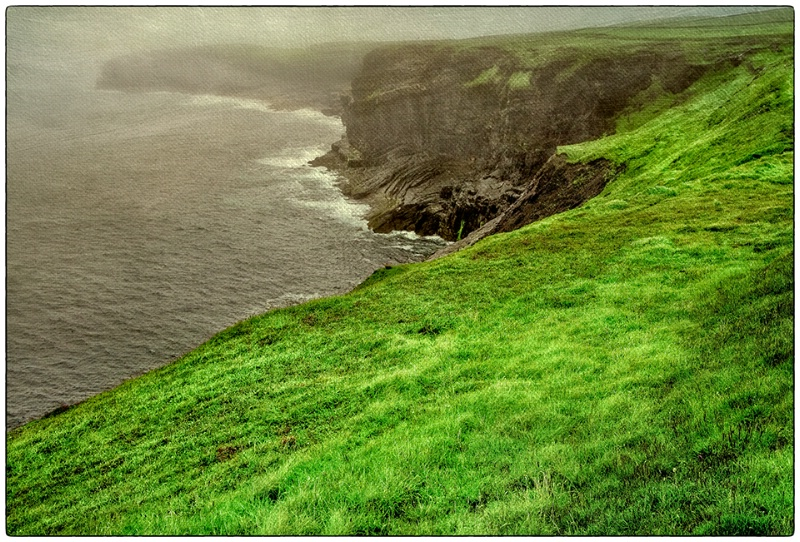 Castle Point, County Clare Ireland