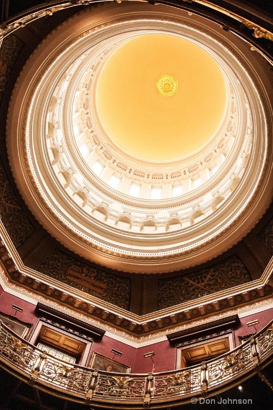 NJ Statehouse Dome