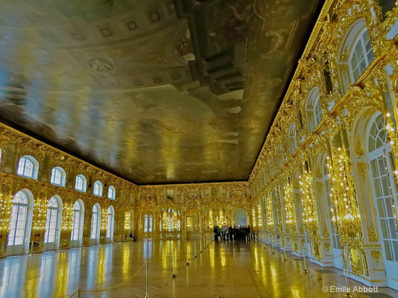 Great Hall of Catherine's Palace