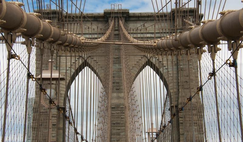 Gorgeous Brooklyn Bridge