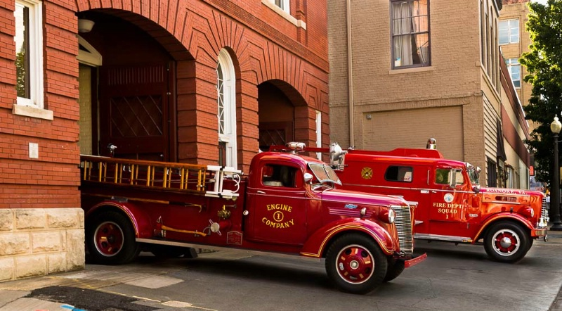 Engine Company #1 - Antique Fire Engines