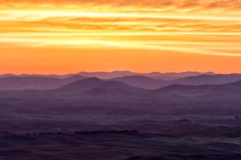 Palouse Sunrise