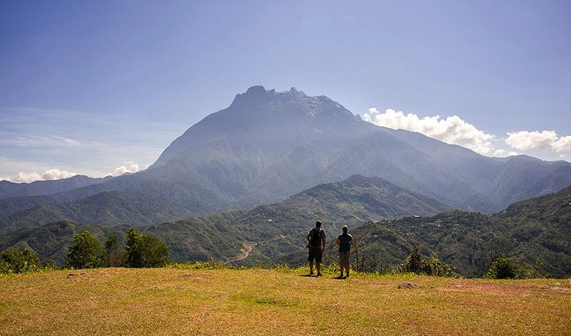 Intimidating - Mt Kinabalu