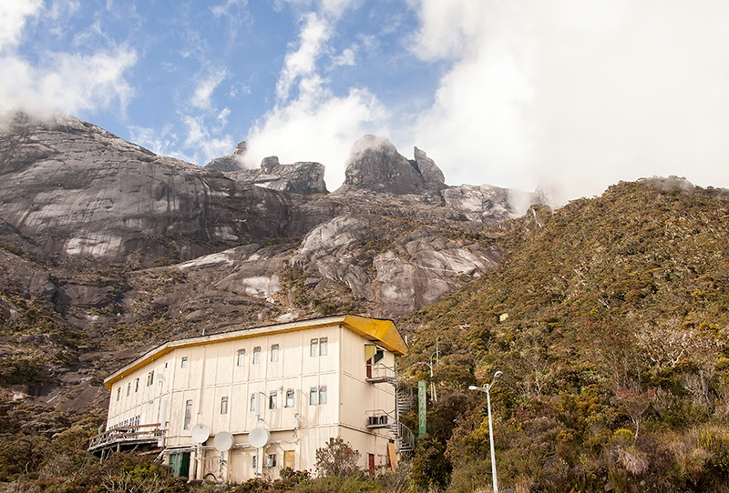 Rest Place for 12 Hours - Mt Kinabalu