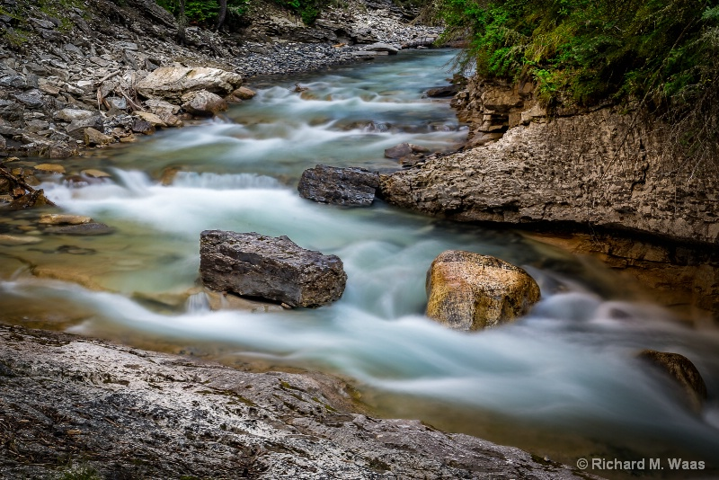 Johnson Canyon, Banff, Alberta