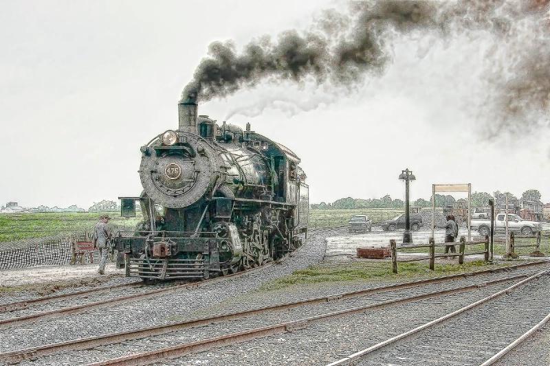 Strasburg Rail