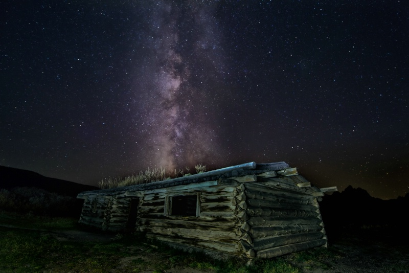 Cunningham Cabin -Grand Teton National Park