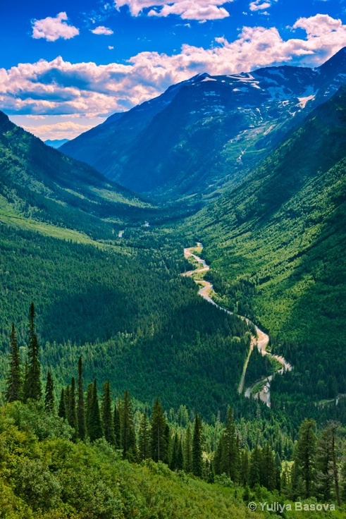 Going to the Sun Road<p>