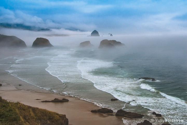 Oregon Coast<p>