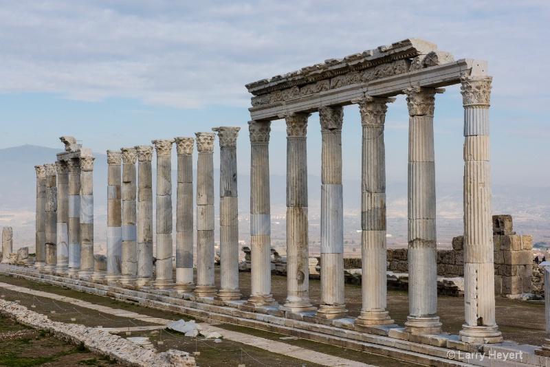 Ancient Ruins in Turkey