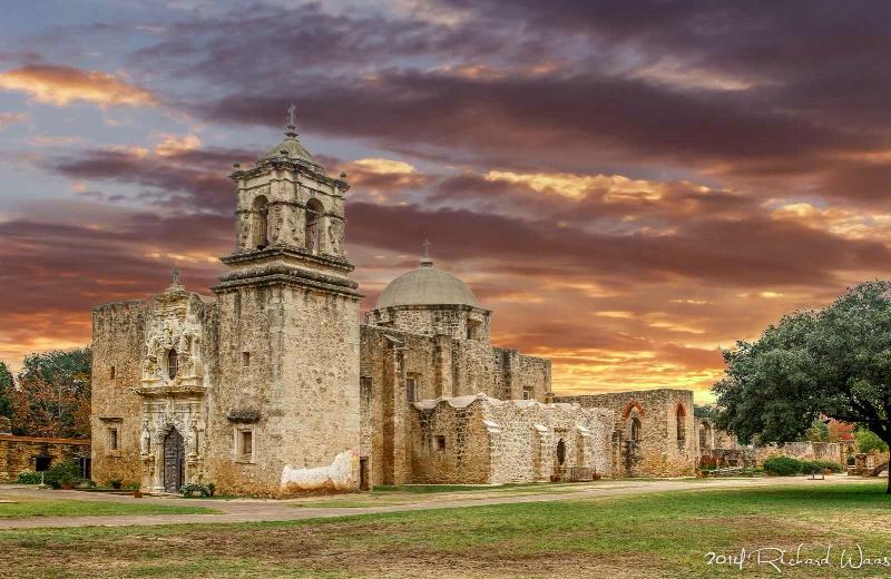 Mission San Jose - San Antonio, Texas