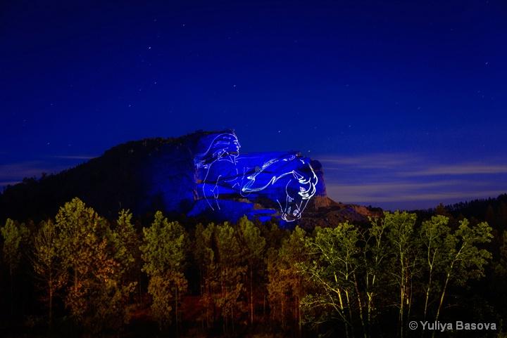 Crazy Horse Memorial, South Dakota<p>