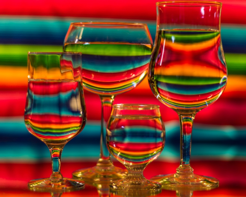 Cheers To a Bright Colorful New Year 4123