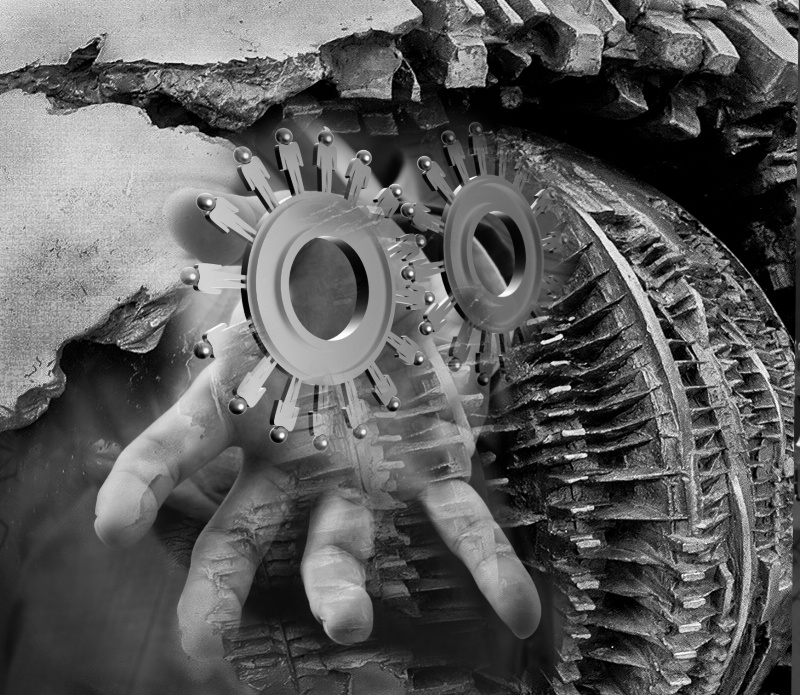 Trapped in a Mechanical World