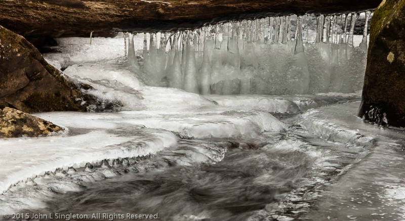 Curtain of Ice