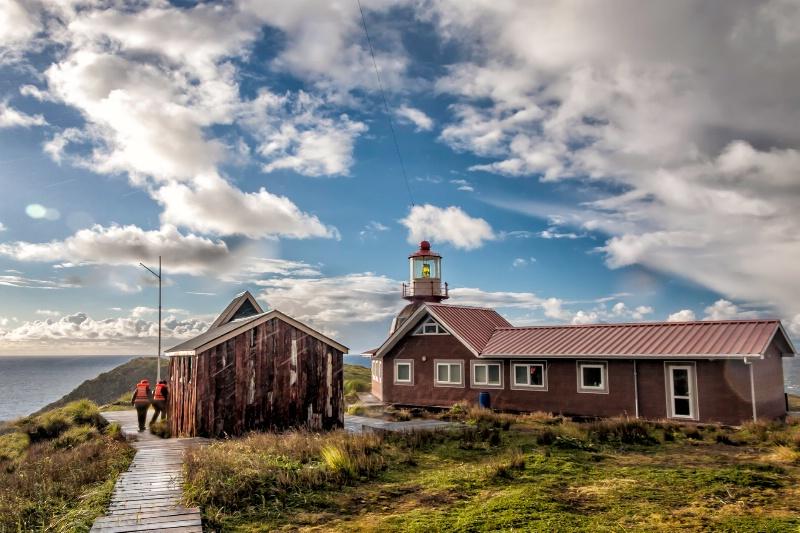 Cape Horn Lighthouse 8579