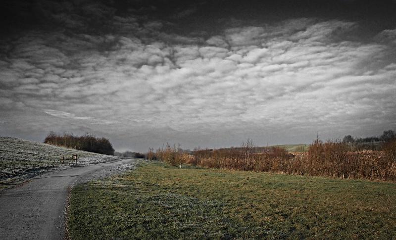 Lovely Morning in Berkshire