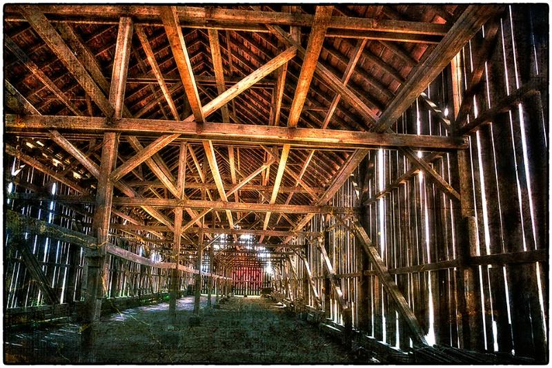 Tobacco barn, East Windsor CT
