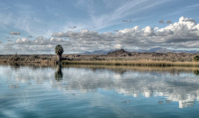 Reflections on the Colorado